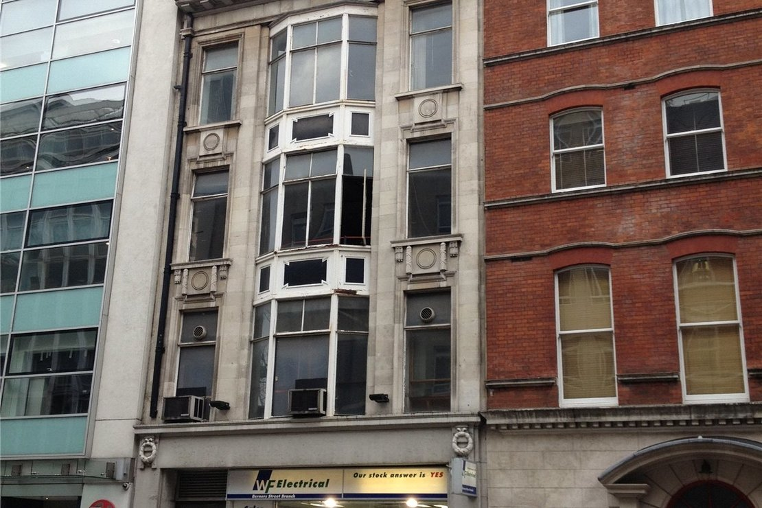 Apartment for sale in Berners Street-view1