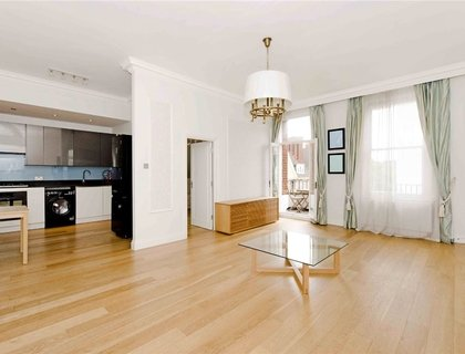 1 bedroom Apartment to rent in Pont Street-List164